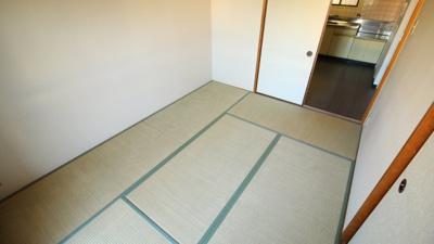 【寝室】アネックス駒ヶ林