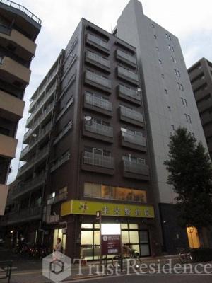 【外観】寿町フラワーホーム