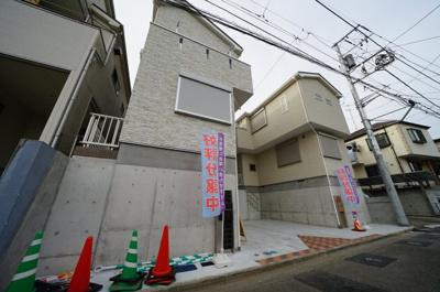 【外観】保土ヶ谷区権太坂3丁目 全2棟新築戸建て【成約】