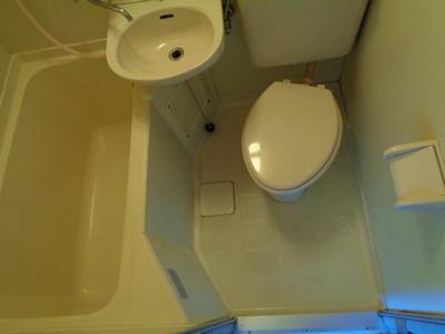 【トイレ】ハイツ湯里