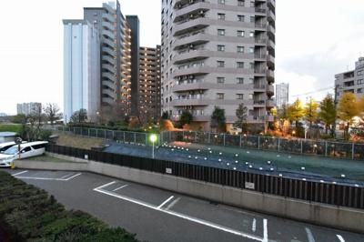 【展望】多摩川サンハイツ