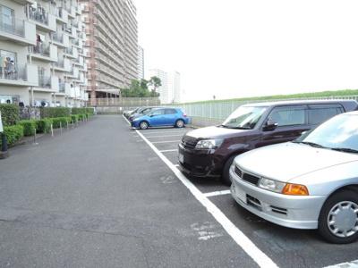 【駐車場】多摩川サンハイツ
