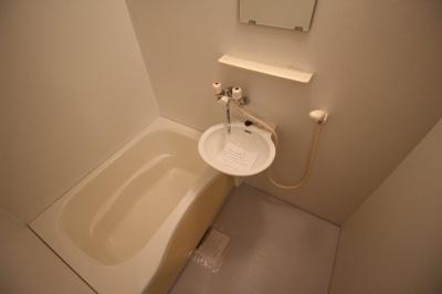 【浴室】ヒルサイドテラス