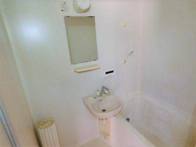 【浴室】カギナカハイツA