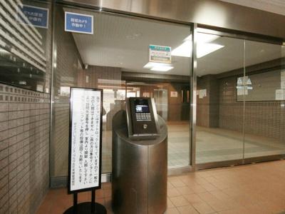 【エントランス】ダイアパレスステーションプラザお花茶屋