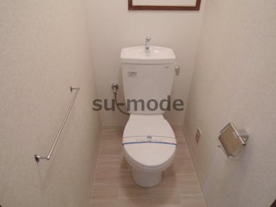 【トイレ】バーンフリート真上
