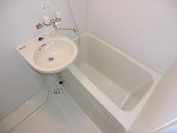【浴室】レオパレスデイジーヴィラⅡ