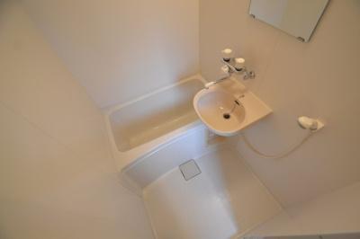 【浴室】ルミエール六甲2番館