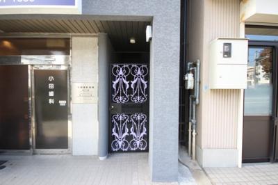 【エントランス】灘区神ノ木通3丁目 メゾネット