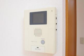 TVモニターホンで来客対応可能 ジュネスHK