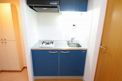 ガス1口システムキッチン ジュネスHK