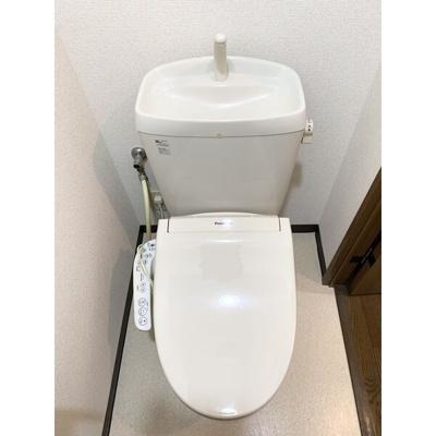 【トイレ】ヒルズ花の木