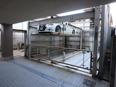 【駐車場】アミティ小阪