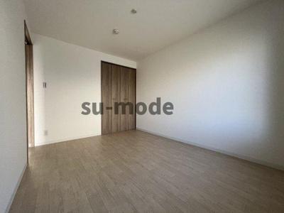 【寝室】森田マンションB棟