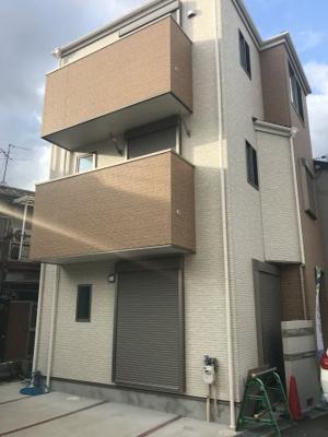 【外観】摂津市鳥飼野々3丁目 新築一戸建