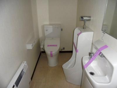 【トイレ】ホテヤ薬局大町本店