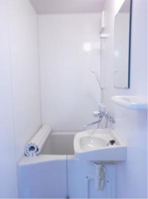 アーバンプレイス落合ⅤAの落ち着いた空間のお風呂です☆