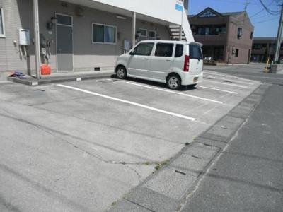 【駐車場】ルミエール7