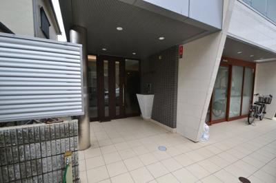 【エントランス】カネヨシ六甲ビル