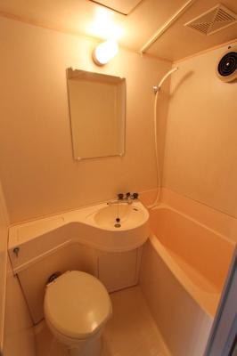 【浴室】花京院コーポ