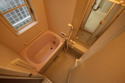 【浴室】楠丘町貸家
