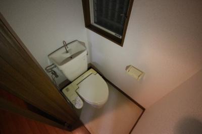 【トイレ】楠丘町3丁目 戸建