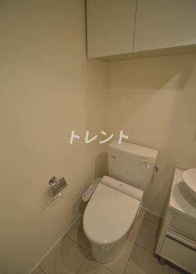 【トイレ】ガリシア代々木