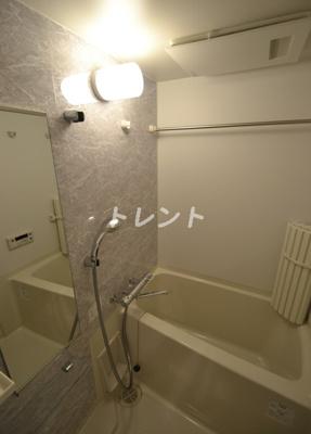 【浴室】ガリシア代々木