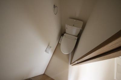 【トイレ】ねごろマンション