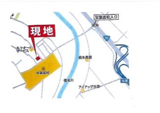 市原インターが徒歩6分以内にあります。