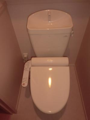 シャインハイツⅡのトイレ