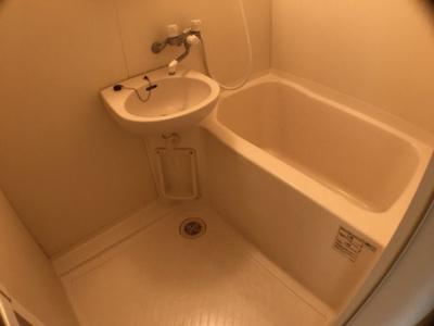 【浴室】シティライフつかさⅤ
