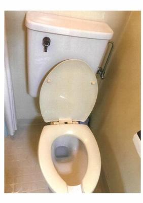 【トイレ】ハイツ幸風