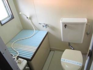 【浴室】ハイツ幸風
