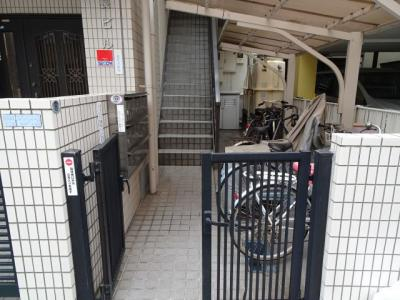 菅長ビル 鉄筋コンクリート造の外観タイル張りマンション!日暮里・鶯谷・三河島駅からそれぞれ徒歩10分