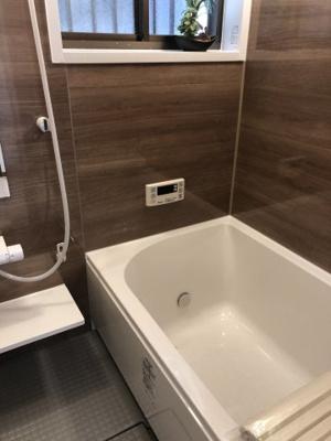 【浴室】門真市舟田町 中古戸建て