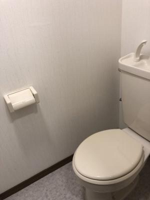 【トイレ】門真市舟田町 中古戸建て