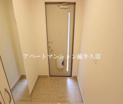 【玄関】フレシール