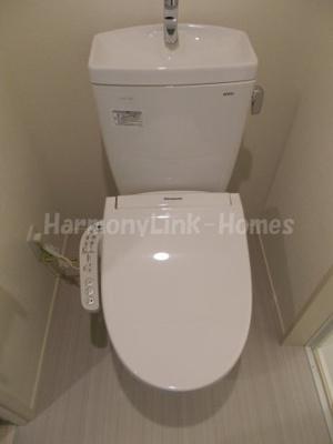プランドルアムール志茂のトイレです☆