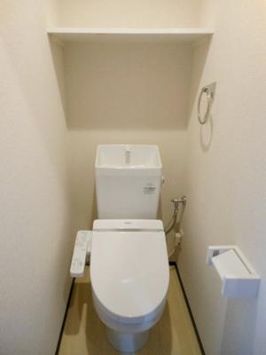 【トイレ】クレイノ初島