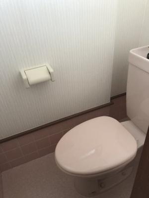【トイレ】門真市向島町 中古戸建
