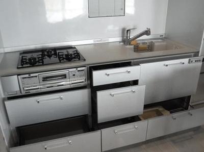 キッチンです!!