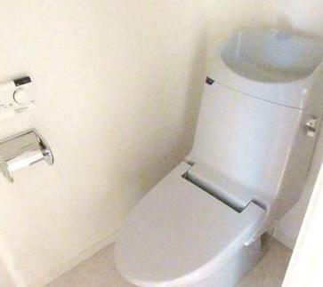 トイレです!!