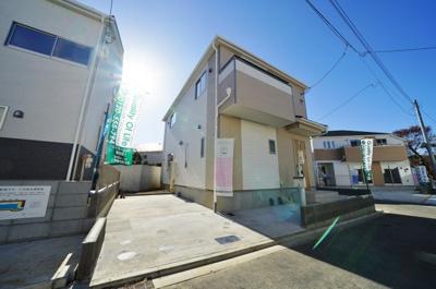 【外観】保土ヶ谷区新桜ヶ丘1丁目 全6棟新築戸建て