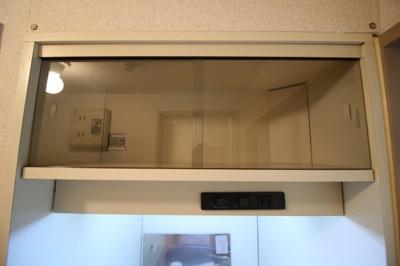 ★キッチン上部棚付き★
