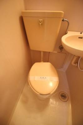 【トイレ】ソルトバレイ