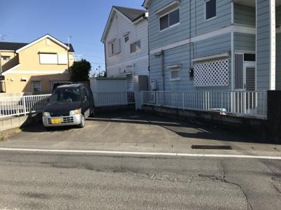 【駐車場】藤岡市根岸の中古戸建