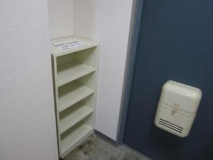 【玄関】プチハイツコマヅル