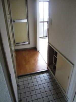 【玄関】ふじやマンション
