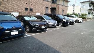 【駐車場】サンフェルティ D棟